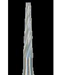 Freza extradura cilindro-conica lunga