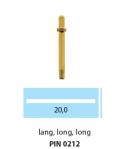 PIN0212 Pin mare