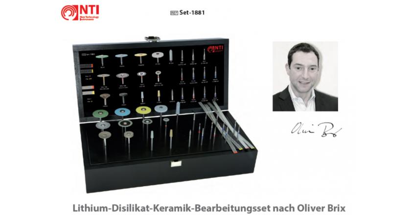 Set Oliver Brix